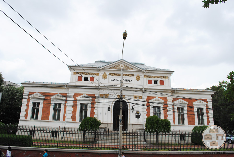 Banca Nationala a Romaniei - filiala Craiova