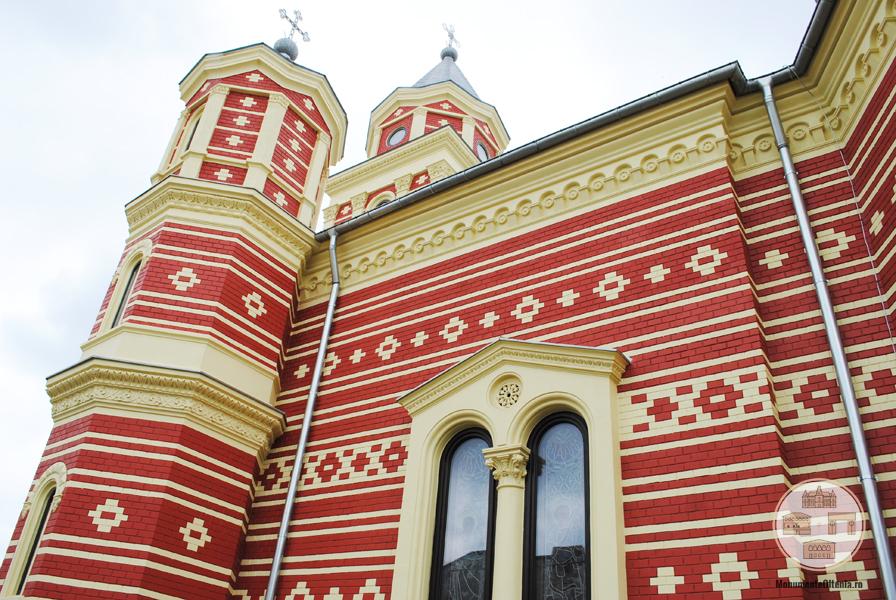 Biserica Mantuleasa Craiova - detalii decorative