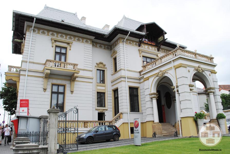 Casa Constantin Valimarescu, Craiova
