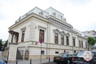 Casa Stoilov-Bolintineanu, Craiova - vedere de pe Calea Unirii