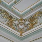 Casa Valimarescu, Craiova - tavan decorat