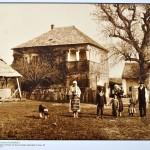 Cula lui Tudor Vladimirescu, la fosta vie de la Cerneti, Mehedinti, inceputul sec. XX