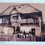 Hanul lui Tache Popescu, Titesti, Valcea, 1920