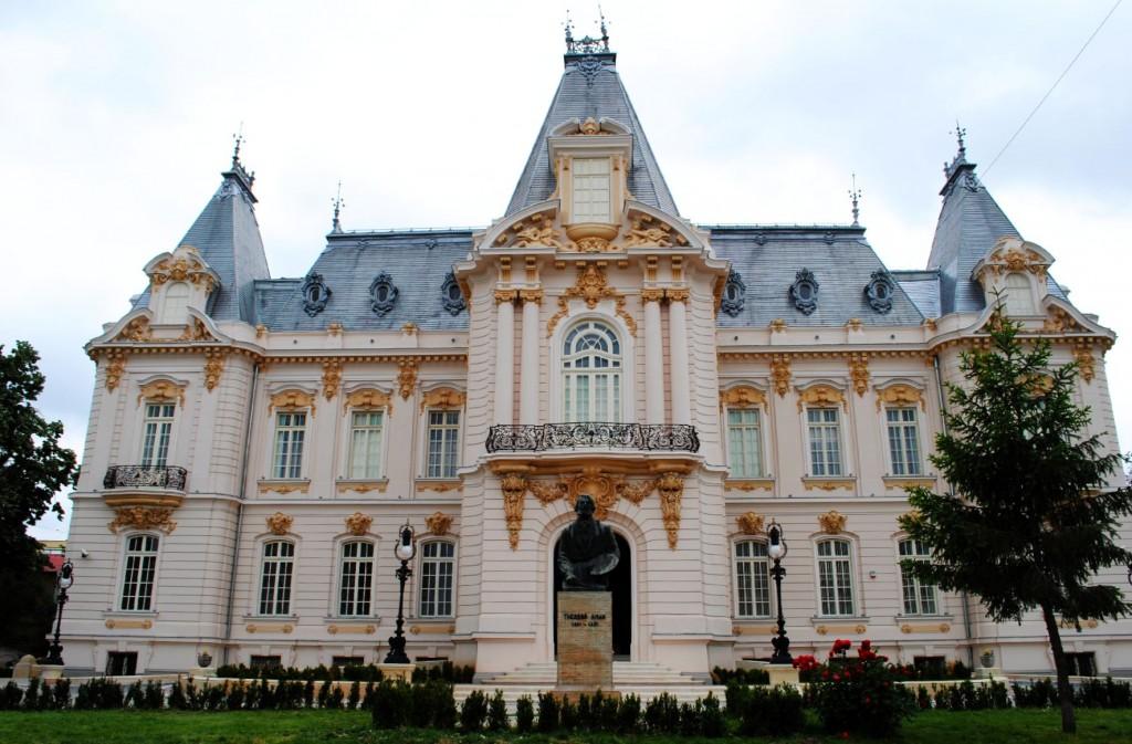 Palatul Constantin Mihail (Muzeul de Arta)