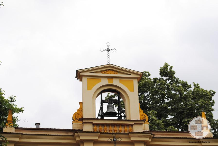 Biserica Evanghelica Luterana, Craiova - clopotnita