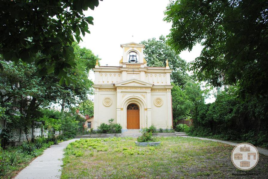 Biserica Evanghelica Luterana, Craiova - curtea bisericii