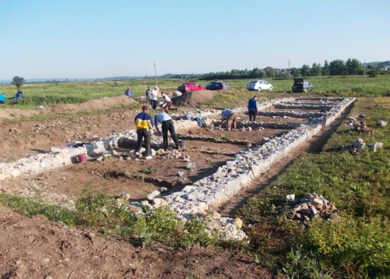 Castrul Roman de la Racarii de Jos