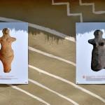 Cultura Vadastra - figurine feminine