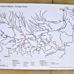 Cultura Vadastra - harta perioada tarzie