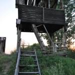 Situl arheologic Cioroiu Nou - turn lemn