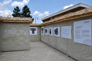 Labirint expozitional Cultura Vadastra - intrare