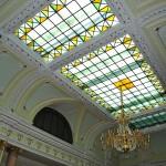 Palatul Marincu - candelabru