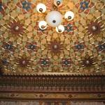 Palatul Marincu - decoratiuni tavan