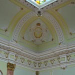 Palatul Marincu - detalii decorative