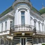 Palatul Marincu - detaliu balcon