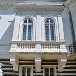 Palatul Marincu - detaliu ferestre