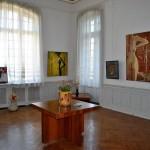 Palatul Marincu - expozitie de arta