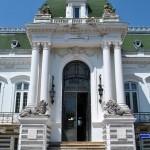 Palatul Marincu - fatada