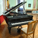Palatul Marincu - pian Bluthner