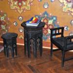 Palatul Marincu - piese de mobilier