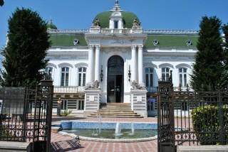 Palatul Marincu - vedere frontala
