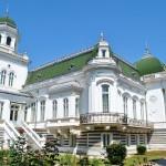 Palatul Marincu - vedere laterala