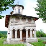 Biserica Sfantul Nicolae din ansamblul culei Greceanu