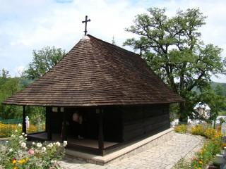Biserica Manastirii Dintr-un Lemn cu hramul Nasterii Maicii Domnului