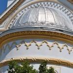 Biserica Sf Nicolae, Calafat - detaliu