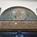Biserica Sf Nicolae, Calafat - intrare