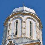 Biserica Sf Nicolae, Calafat - turla
