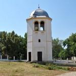 Biserica Sf Nicolae, Calafat - turn clopotnita