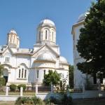 Biserica Sf Nicolae, Calafat - vedere laterala