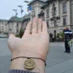 Indicand catre Palatul Administrativ din Craiova