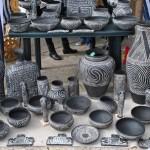 Ceramica neagra la Targul de Sf Dumitru 2013
