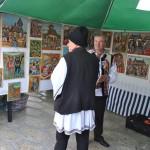 Expozanti la Targul de Sfantul Dumitru 2013