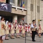 Moment folcloric muzica si dans popular
