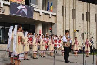 Moment folcloric Craiova muzica si dans popular