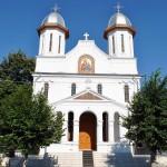 Biserica Adormirea Maicii Domnului Calafat - vedere frontala
