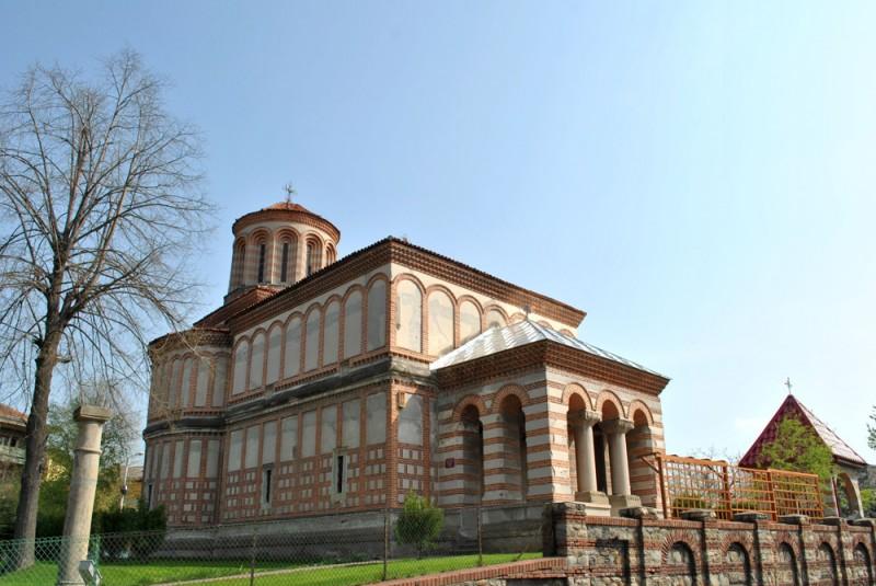Biserica Sf. Arhangheli Mihail si Gavriil, Craiova