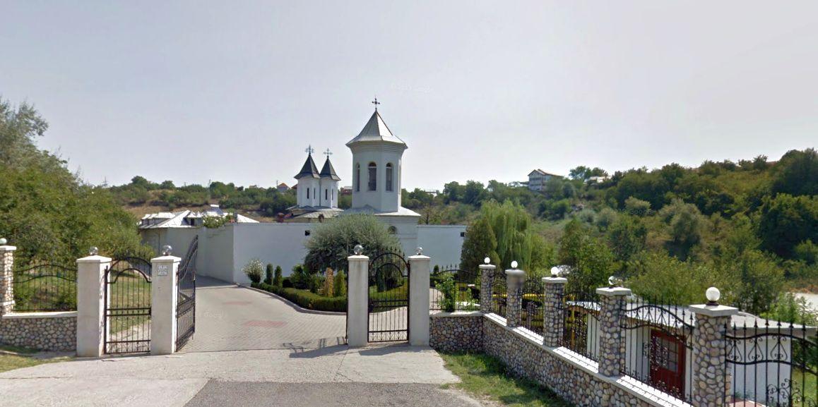 Biserica Sf. Arhangheli Slatina