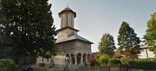 Biserica Sf. Nicolae, Sf. Andrei, municipiul Targu Jiu