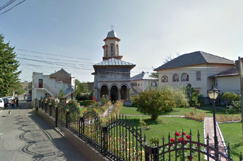 Biserica din Targ, Horezu