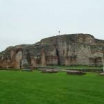 Ramasitele palatului imparatului Galerius de la Felix Romuliana