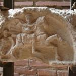 Capitel piatra Felix Romuliana