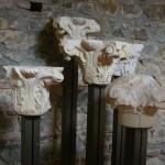 Exponate - situl arheologic Felix Romuliana, Gamzigrad