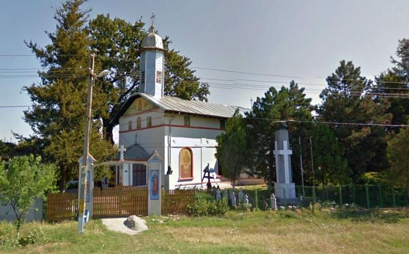 Biserica Sf. Nicolae, Zanoaga, Leu