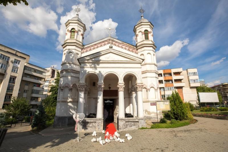 Biserica Hagi Enus Craiova. Credit www.craiovafoto.ro