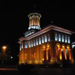Biserica Sfanta Treime Craiova - vedere nocturna