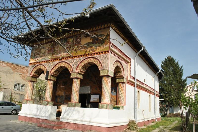 Biserica Sf Nicolae Brandusa Craiova